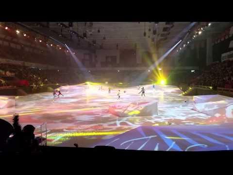 Новогоднее шоу Авербуха Малыш и Карлсон (Галустян) LIVE 171214
