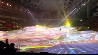 Новогоднее шоу Авербуха Малыш и Карлсон (Галустян) LIVE 17/12/14