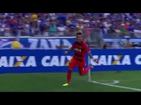 Cruzeiro 1 x 2 Sport  -  Melhores Momentos  -  Brasileirão 2016  # 24-07-2016