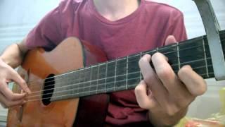 Chờ em trong đêm (Soobin) guitar cover