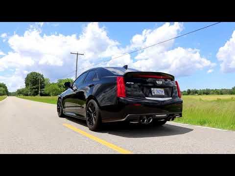 CORSA Performance 2016 Cadillac ATS-V 3.6T