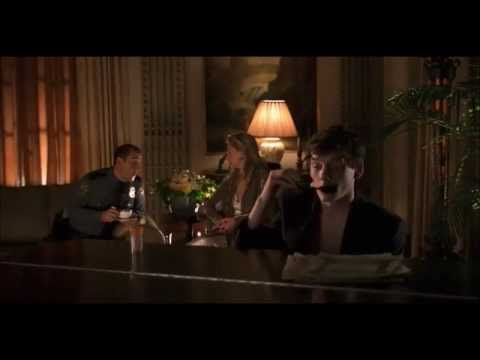 Charlie Bartlett playing piano high