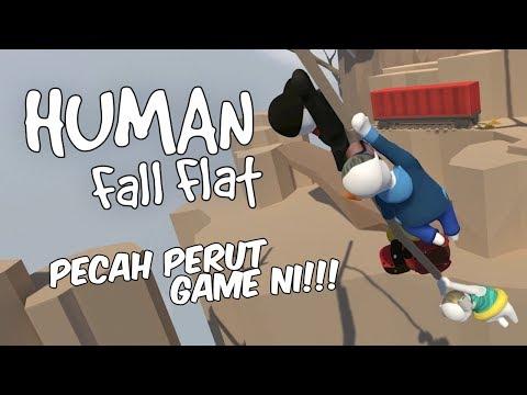 PECAH PERUT PUNYA GAME!!! | Human Fall Flat