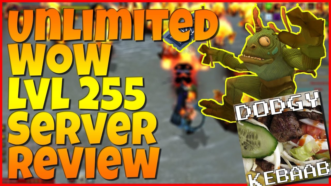 Unlimited WoW Server Review