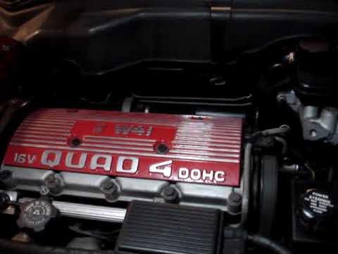 Oldsmobile W41 Quad 4 Spec Beretta GTZ