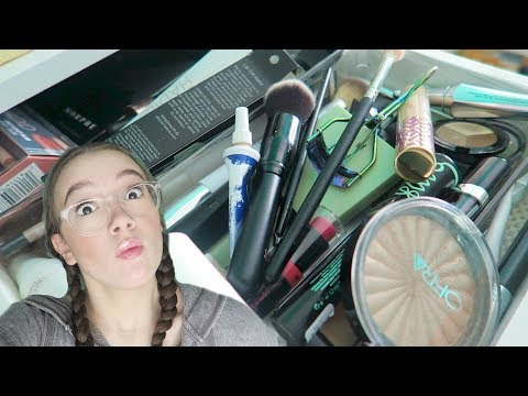 Download Youtube: Decluttering My Everyday MAKEUP Drawer November! FionaFrills Vlogs