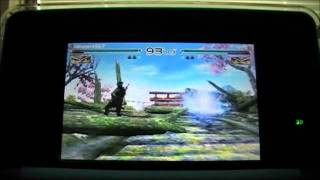 Dead or Alive Dimensions 3DS Internet Play Gameplay