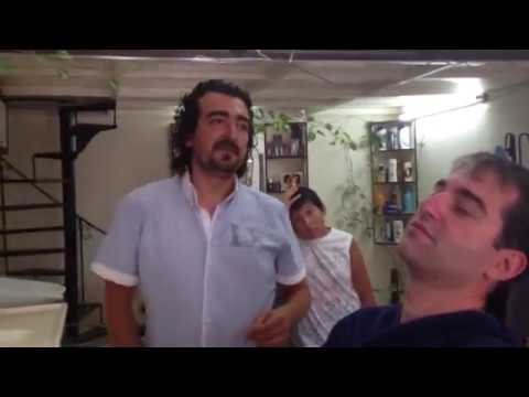 Turkish barber in Kusadasi - Kuafor Ercan (Turchia)