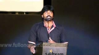 Hero Vijay Sethupathi @ Soodhu Kavvum Audio Launch