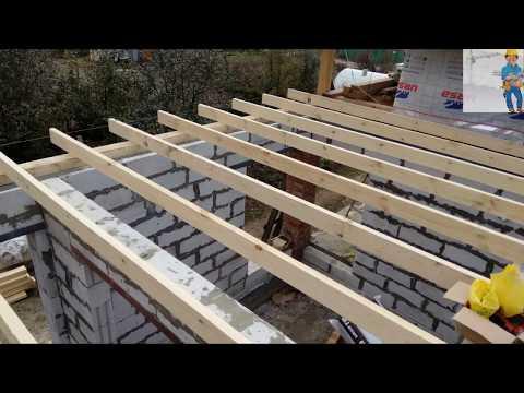 Как правильно строить крышу дома своими руками