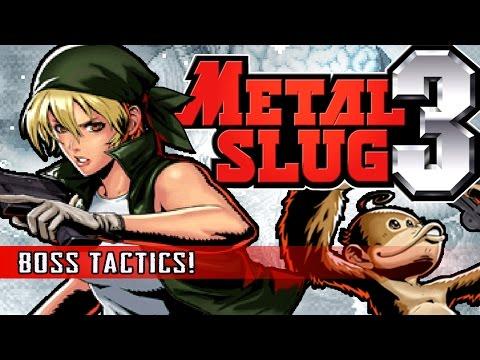 METAL SLUG 3 - Boss Tactics! (Full Video)