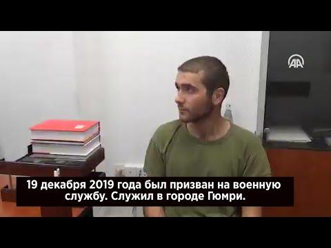 Пленные армянские военные подтвердили наличие террористов PKK в рядах ВС Армении