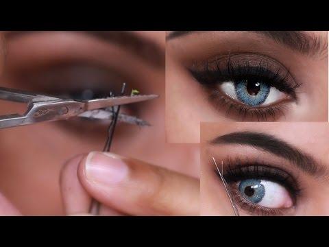 All Matte Brown Smokey Eye Makeup | EYELINER HACK USING A BOBBY PIN?