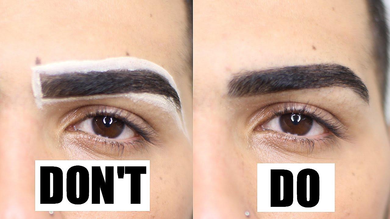 10000 Eyebrow Makeover Do Dont Youtube