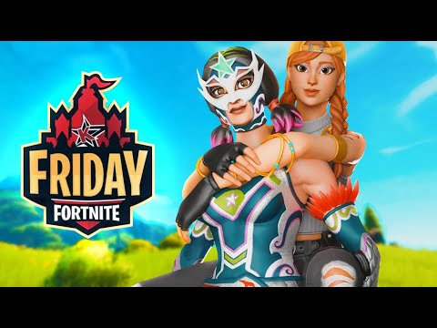 Friday Fortnite With Mongraal...