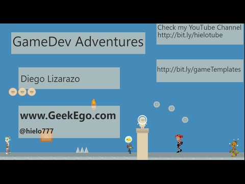 Text Boxes in Construct 2 (Video Tutorial) – Game Words 777