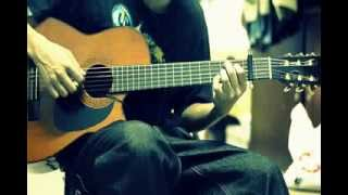(Guitar solo) Make you feel my love (Adele) - Ryu