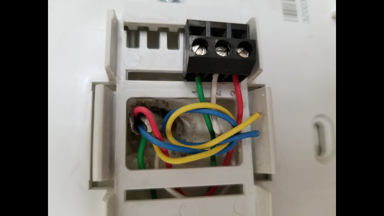 installing ecobee4 bypassing honeywell eim [ 1280 x 720 Pixel ]