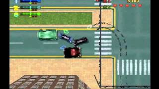 [PS1] Grand Theft Auto 2 - Gameplay
