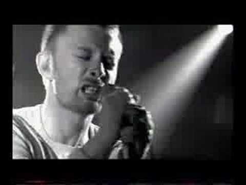 Radiohead - Idiotheque (Canal+ 18/09/2000)