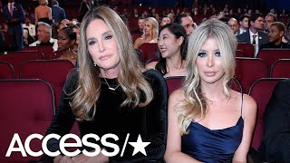 Sophia Hutchins Wouldn't Call Her Relationship With Caitlyn Jenner 'Romantic' | Access