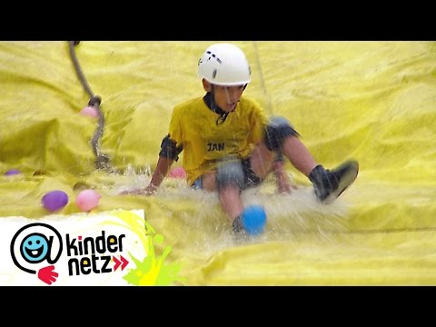 Der Kampf um den Finaleinzug (Tag 9) | krass nass! | SWR Kindernetz