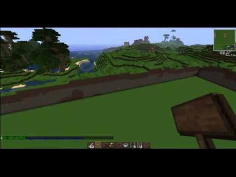 Minecraft 1.6.2 #หาเพื่อนเล่น และSkype