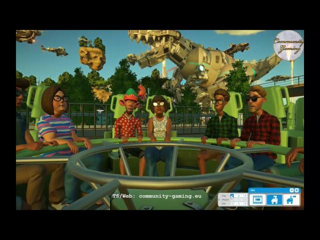 Let's Play Planet-Coaster | Vorstellung: Starlight Coaster 1/2 | Folge #013