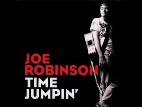 Joe robinson strutting it