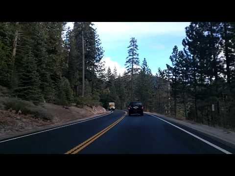 Driving to Lake Tahoe - No Audio