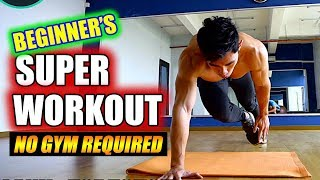 4 min Super Workout for Beginners