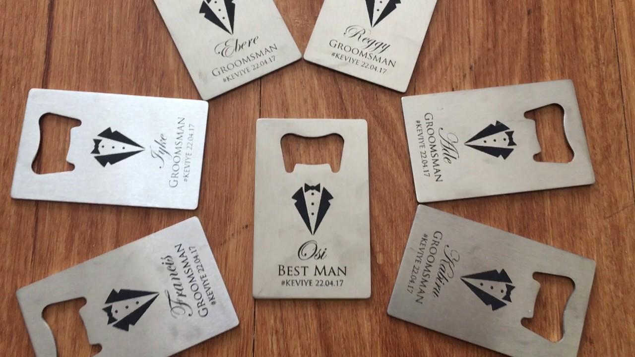 Grooms Gifts Ideas From Bride: Groomsmen Gift Ideas, Wedding