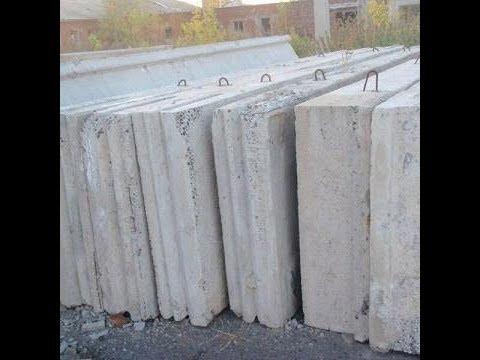 монтаж стеновых плит из керамзитобетона