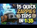 15 QUICK Tips About: Zappies⚡🕹️