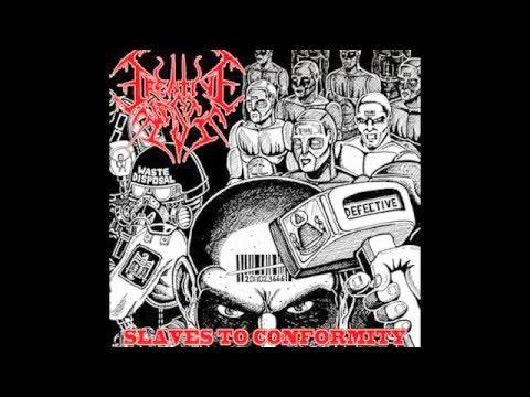 CREATIVE WASTE - Slaves to Conformity CD (2012)