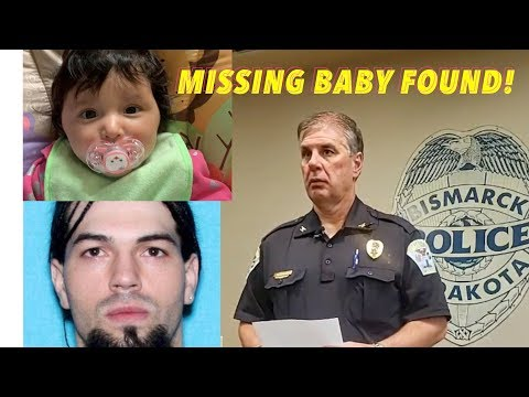 MISSING BISMARCK BABY FOUND SAFE: Watch Full News Conference