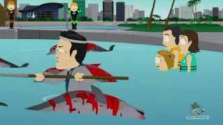 South Park F*** You Dolphin Clip