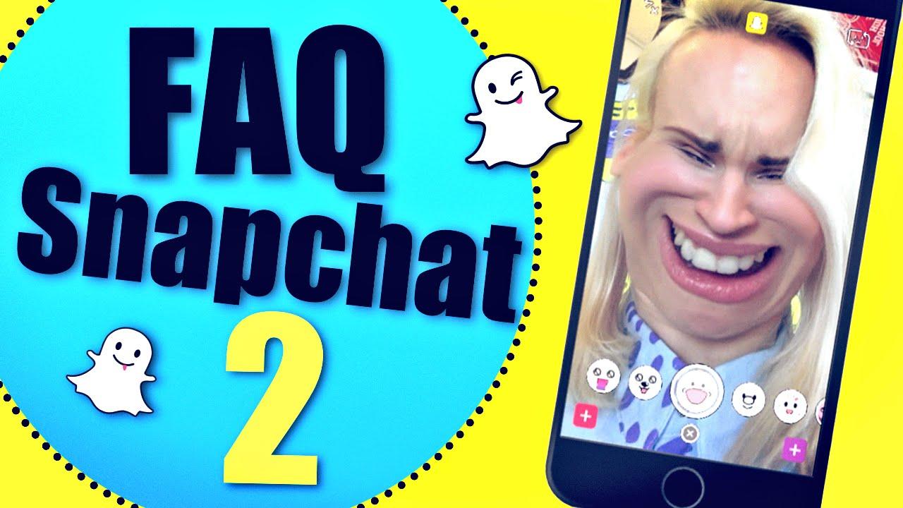 FAQ Snapchat n°2 – Natoo