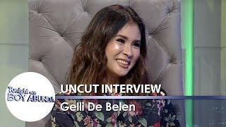 TWBA Uncut Interview: Gelli de Belen