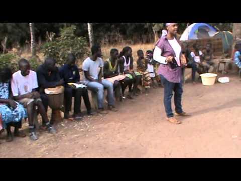 EAVANGELISM IN GUINEA BISSAU