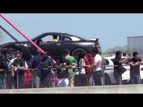 TX2K13  1100hp dodge ram  truck smokes...