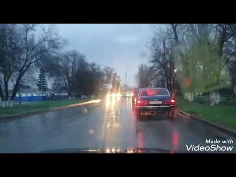 МОРОЗОВСК. Наводнение после дождя