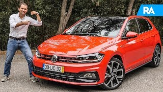 Volkswagen Polo GTI (200 cv). É MELHOR do que o GOLF GTI?