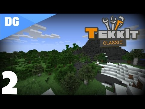 Minecraft Tekkit Classic - Episode 2 -