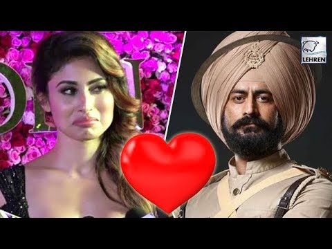 Mouni Roy's Adorable REACTION On Boyfriend Mohit Raina's First Look From New