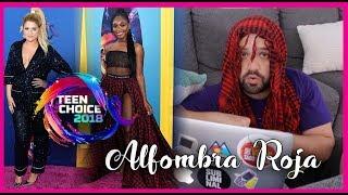 Teen Choice Awards 2018: LOS MEJORES Y PEORES VESTIDOS!!! // gwabir