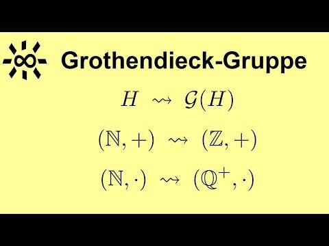 Grothendieck-Gruppe - Konstruktion