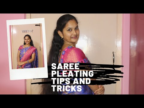 saree-pleating-with-small-tips&-tricks.