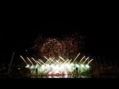 170729 Montreal Fireworks 2017 England