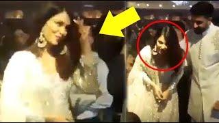 Aishwarya Rai INSIDE Video At Sonam Kapoor's Wedding Along With Abhishek Bachchan